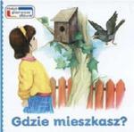 Gdzie mieszkasz? w sklepie internetowym Booknet.net.pl
