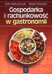 Gospodarka i rachunkowość w gastronomii-podręcznik w sklepie internetowym Booknet.net.pl