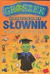 Groszek. Obrazkowy słownik niemiecko-polski w sklepie internetowym Booknet.net.pl