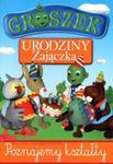 Groszek Urodziny zajączka. w sklepie internetowym Booknet.net.pl