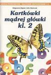 Kartkówki mądrej główki. Klasa 2, szkoła podstawowa w sklepie internetowym Booknet.net.pl