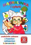 Mądralinka i cyferki w sklepie internetowym Booknet.net.pl