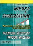 Wiedza o społeczeństwie. Wychowanie do aktywnego udziału w życiu gospodarczym. Przewodnik metodyczny w sklepie internetowym Booknet.net.pl