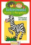 Kolorowanki Misia i Margolci w sklepie internetowym Booknet.net.pl