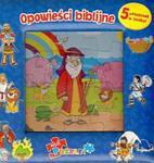 Opowieści biblijne. Moje puzzle w sklepie internetowym Booknet.net.pl