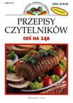 Coś na ząb. Przepisy Czytelników w sklepie internetowym Booknet.net.pl