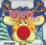Zimowe noski. Renifer Berek w sklepie internetowym Booknet.net.pl