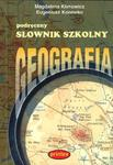 Geografia. Podręczny słownik szkolny w sklepie internetowym Booknet.net.pl
