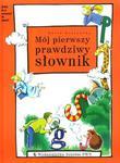 Mój pierwszy prawdziwy słownik w sklepie internetowym Booknet.net.pl