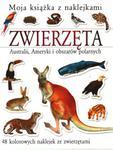 Zwierzęta Australii, Ameryki i obszarów polarnych. Moja książka z naklejkami w sklepie internetowym Booknet.net.pl