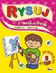 Rysuj z maluchem 5. Kolorowe kontury w sklepie internetowym Booknet.net.pl