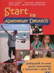 Start ins Abenteuer Deutsch. Podręcznik do nauki języka niemieckiego z ćwiczeniami i płytą CD w sklepie internetowym Booknet.net.pl