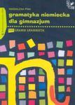 Gramatyka niemiecka dla gimnazjum. 500 gramm grammatik w sklepie internetowym Booknet.net.pl