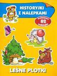 Historyjki z nalepkami. Leśne plotki w sklepie internetowym Booknet.net.pl