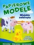 Wiejskie zwierzęta Papierowe modele w sklepie internetowym Booknet.net.pl