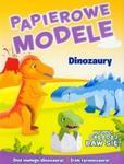 Dinozaury Papierowe modele w sklepie internetowym Booknet.net.pl