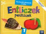 Entliczek Pentliczek 1 Wycinanki składanki 3 latka w sklepie internetowym Booknet.net.pl