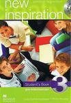 New Inspiration 3 Pre-Intermediate. Gimnazjum. Język angielski. Podręcznik (+CD) w sklepie internetowym Booknet.net.pl