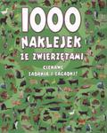 1000 naklejek ze zwierzętami. Ciekawe zadania i zagadki w sklepie internetowym Booknet.net.pl