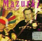 Mazurki do wynajęcia z płytą CD w sklepie internetowym Booknet.net.pl