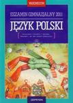 Język polski Vademecum Egzamin gimnazjalny 2011 + CD w sklepie internetowym Booknet.net.pl
