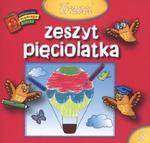 Trzeci zeszyt pięciolatka. Biblioteczka mądrego dziecka w sklepie internetowym Booknet.net.pl