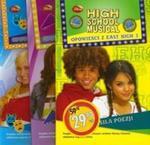 High School Musical Zestaw Opowieści z East High tom 3-5 w sklepie internetowym Booknet.net.pl
