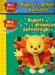 Rupert i drewniane żołnierzyki / Rupert i grające kamienie w sklepie internetowym Booknet.net.pl