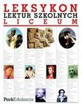 Leksykon Lektur Szkolnych. Liceum w sklepie internetowym Booknet.net.pl