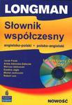 Słownik współczesny angelsko-polski, polski-angielski Longman (+CD) w sklepie internetowym Booknet.net.pl