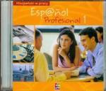 Espanol Profesional 1 płyty audio CD w sklepie internetowym Booknet.net.pl