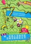 W krainie zwierząt Labirynty, łamigłówki, zagadki, malowanki w sklepie internetowym Booknet.net.pl