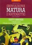 Matematyka obowiązkowa matura 2011 Testy i arkusze z płytą CD w sklepie internetowym Booknet.net.pl