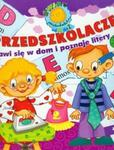 Przedszkolaczek bawi się w dom i poznaje litery w sklepie internetowym Booknet.net.pl