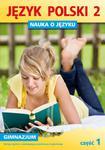 Nauka o języku. Klasa 2, gimnazjum, część 1. Język polski. Zeszyt ćwiczeń w sklepie internetowym Booknet.net.pl