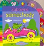 Zabawne samochody 2-3 lata w sklepie internetowym Booknet.net.pl
