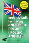 Mały słownik techniczny angielsko-polski i polsko-angielski w sklepie internetowym Booknet.net.pl
