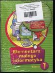 Elementarz małego informatyka. Klasa 1, szkoła podstawowa (+CD). Pakiet (Box) w sklepie internetowym Booknet.net.pl
