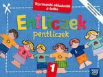 Entliczek Pentliczek Wycinanki składanki 4 latka 1 w sklepie internetowym Booknet.net.pl