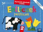 Entliczek Pentliczek Wycinanki składanki 4 latka 2 w sklepie internetowym Booknet.net.pl