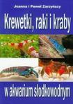 Krewetki, raki i kraby w akwarium słodkowodnym w sklepie internetowym Booknet.net.pl