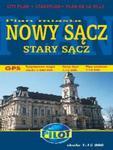 Plan miasta Nowy Sącz. 1:15 000 w sklepie internetowym Booknet.net.pl