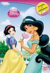 Disney Księżniczka Książka z naklejkami w sklepie internetowym Booknet.net.pl