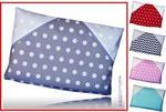 PODUSZKA Z POSZEWKĄ do łóżeczka - 13 wzorów w sklepie internetowym Maluch2004.pl