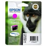 Epson tusz Magenta T0893, T08934011, C13T08934011, C13T08934010 w sklepie internetowym Toner-tusz.pl