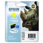 Epson tusz Yellow T1004, T10044010, C13T10044010 w sklepie internetowym Toner-tusz.pl