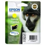 Epson tusz Yellow T0894, T08944011, C13T08944011, C13T08944010 w sklepie internetowym Toner-tusz.pl