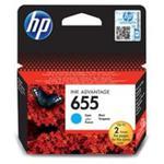 HP tusz Cyan Nr 655, CZ110A, CZ110AE#BHK w sklepie internetowym Toner-tusz.pl