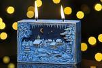 Świeca Zimowy Krajobraz w sklepie internetowym MagiaKoloru.eu