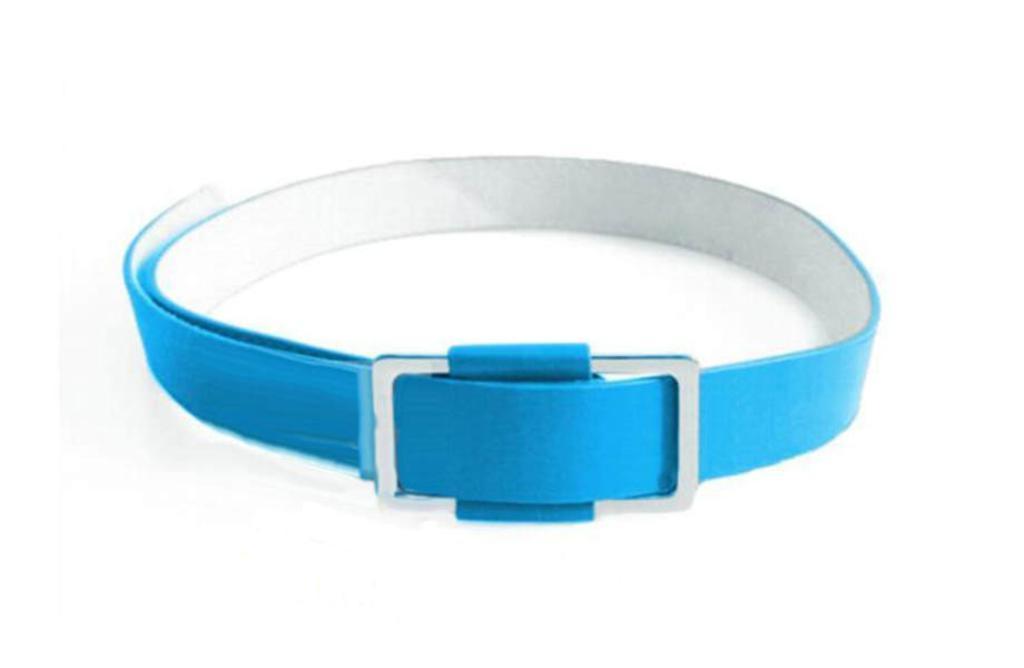 63771f03845b3 PASEK DAMSKI BELLA   Niebieski PASEK DAMSKI BELLA   Niebieski w sklepie  internetowym STONKI.COM. Powiększ zdjęcie